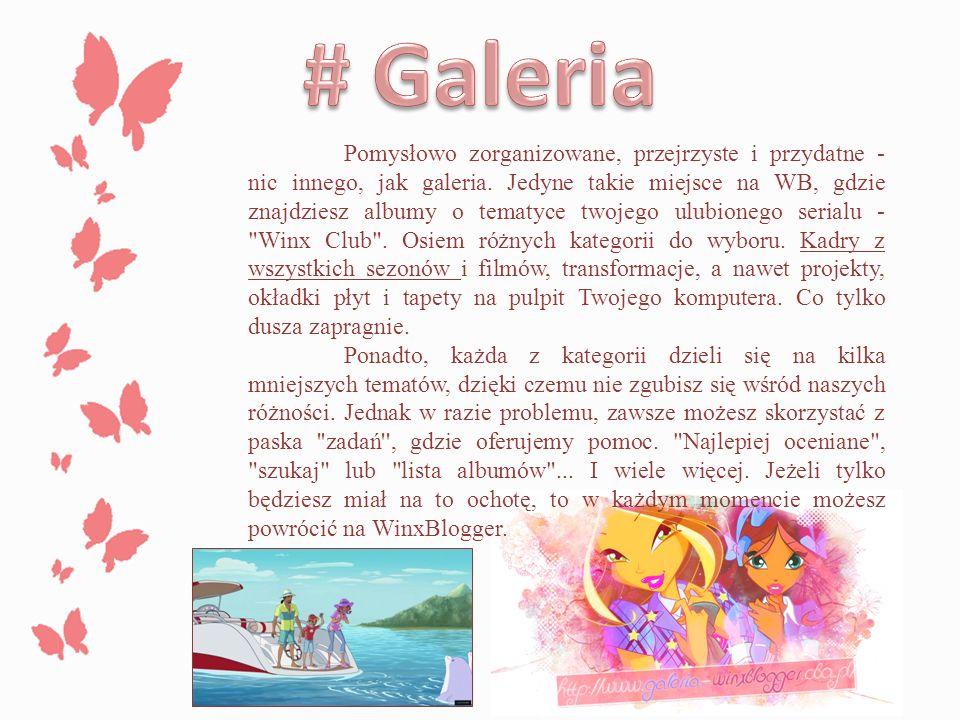 # Galeria