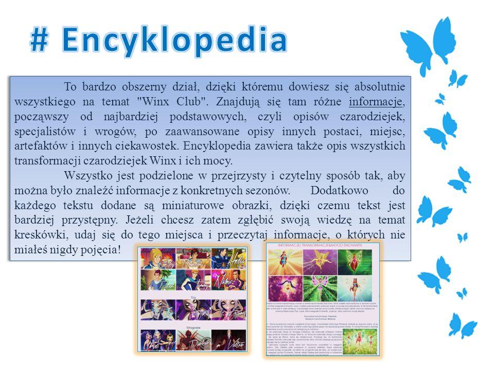 # Encyklopedia