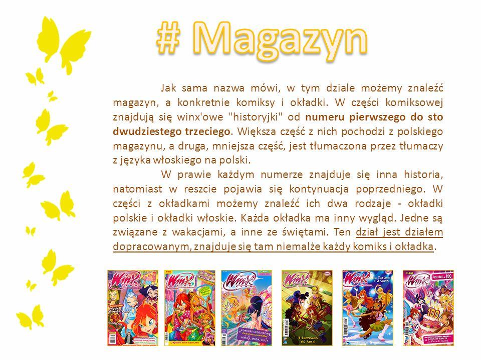 # Magazyn