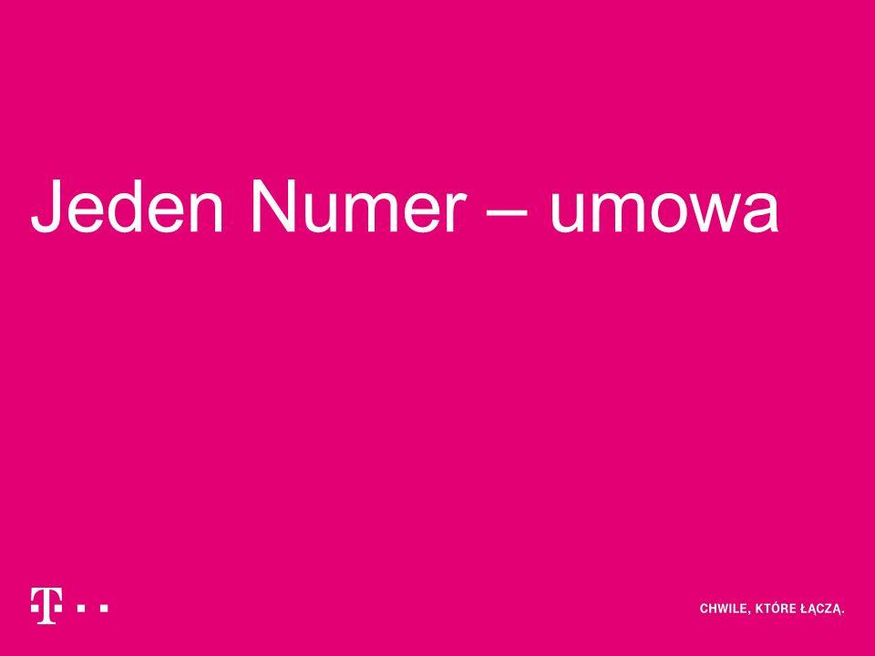 Jeden Numer – umowa 2017-04-26