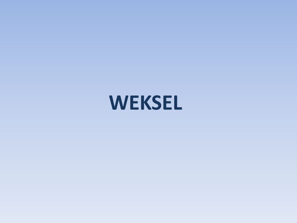 WEKSEL
