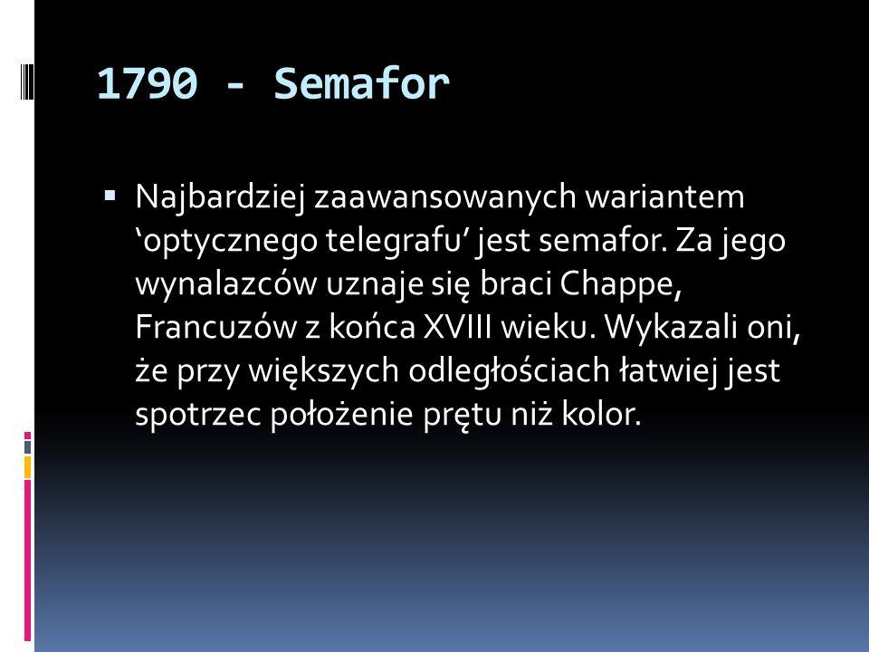1790 - Semafor