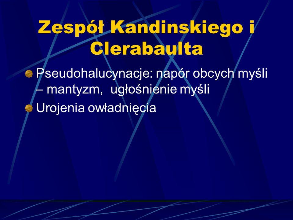 Zespół Kandinskiego i Clerabaulta