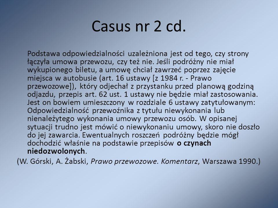 Casus nr 2 cd.