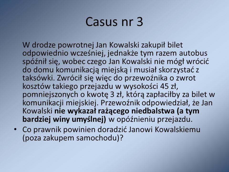 Casus nr 3