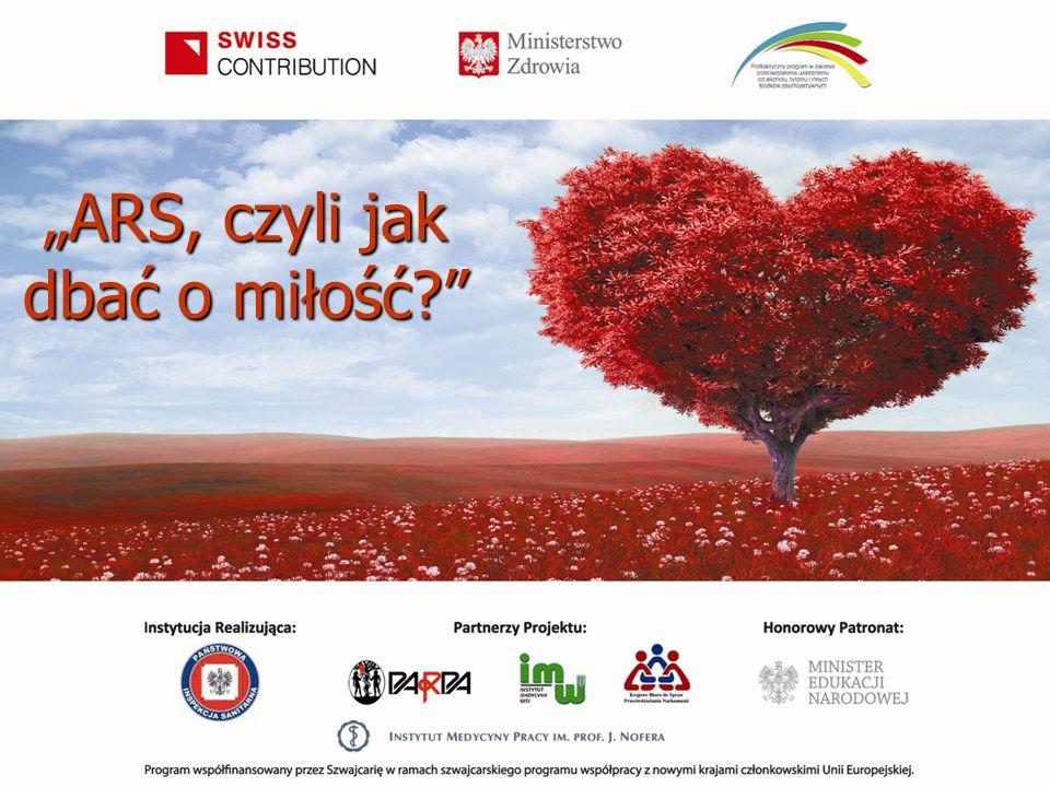"""""""ARS, czyli jak dbać o miłość"""