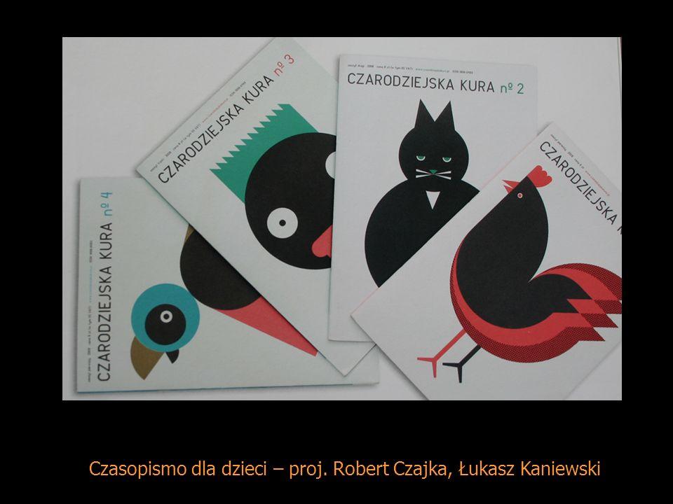 Czasopismo dla dzieci – proj. Robert Czajka, Łukasz Kaniewski