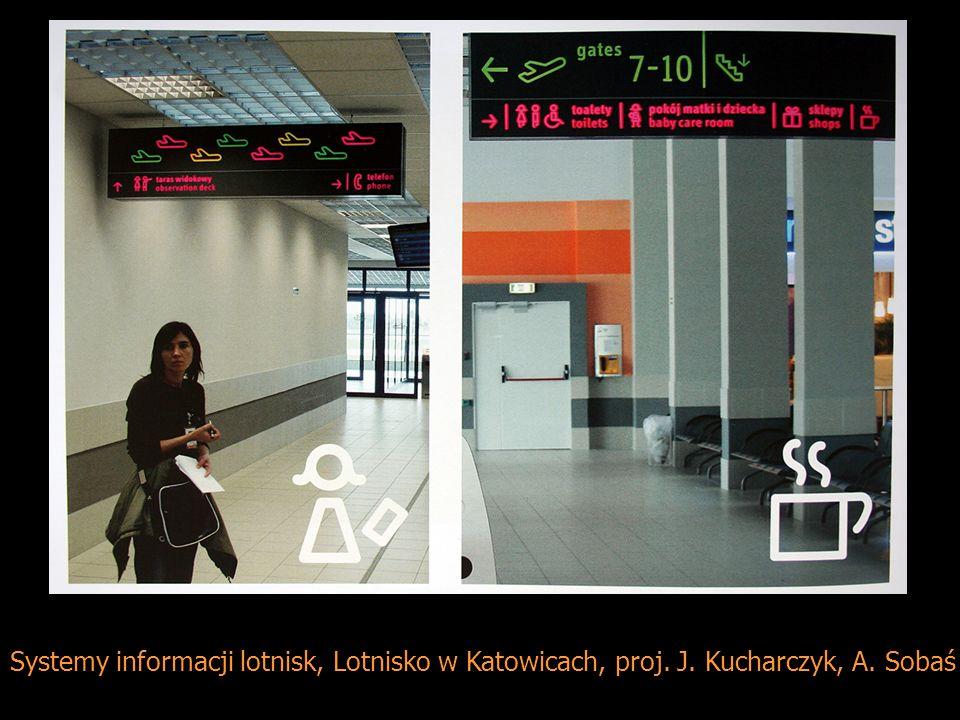 Systemy informacji lotnisk, Lotnisko w Katowicach, proj. J