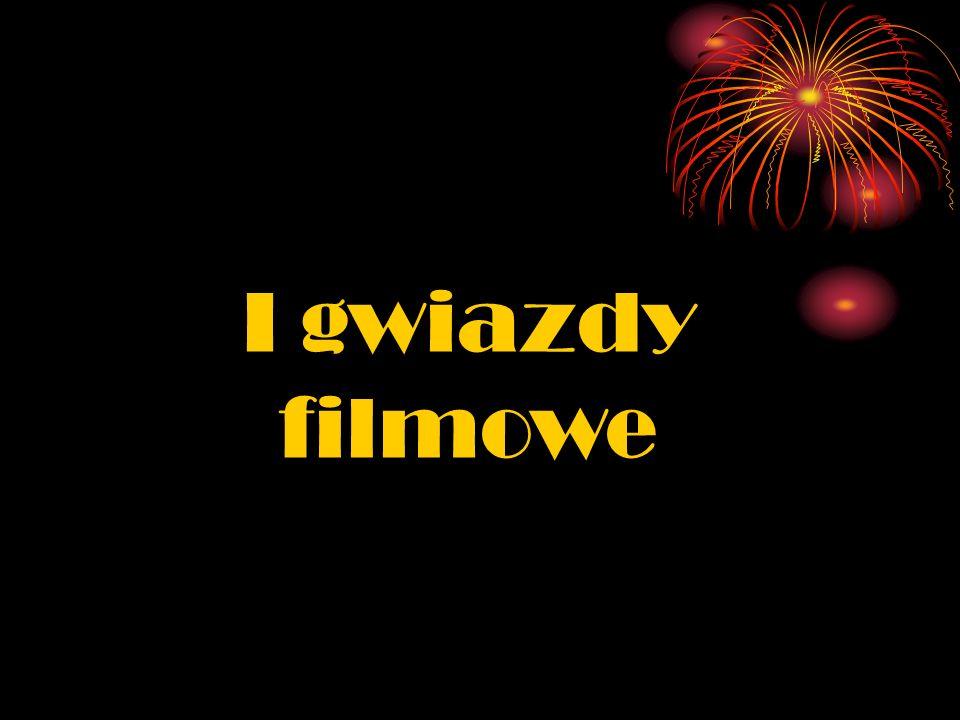 I gwiazdy filmowe
