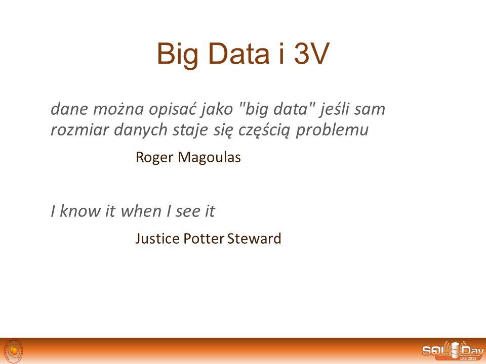 Big Data i 3V