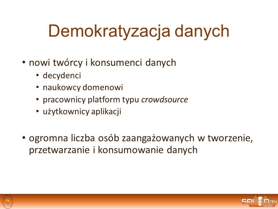 Demokratyzacja danych