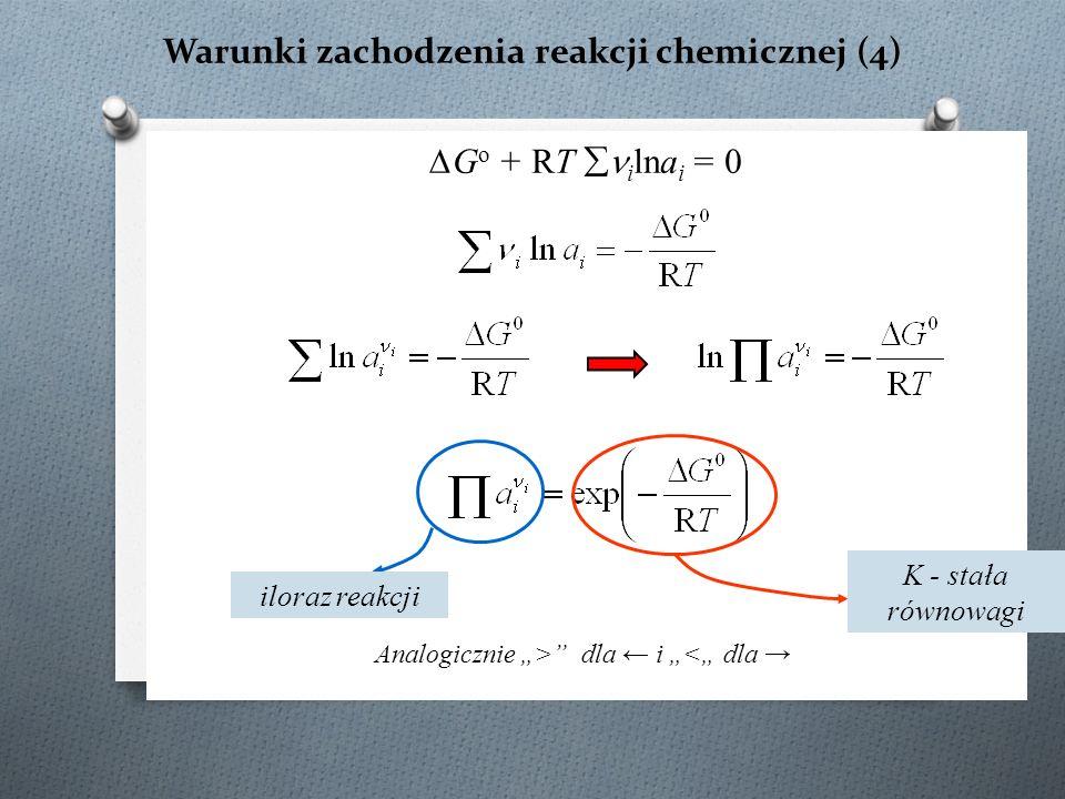 Warunki zachodzenia reakcji chemicznej (4)