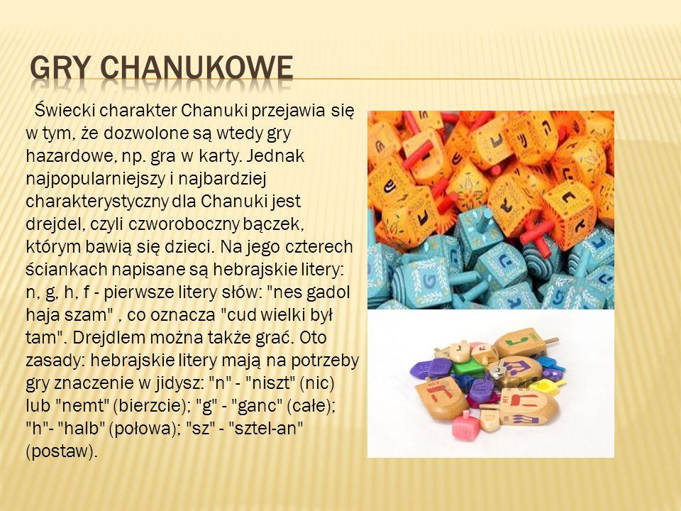 Gry chanukowe