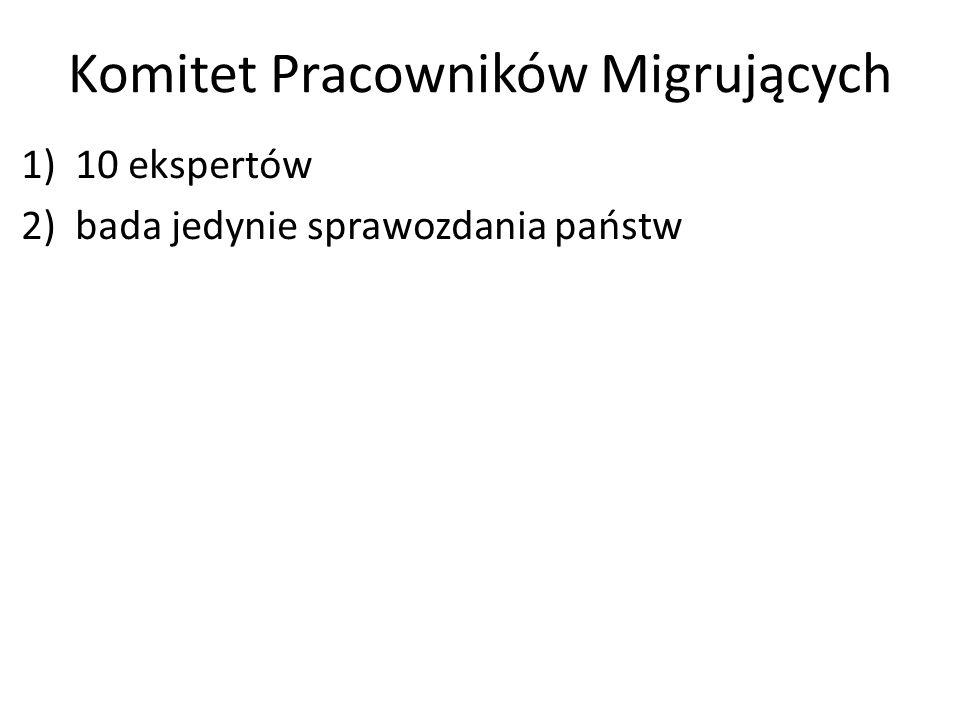 Komitet Pracowników Migrujących