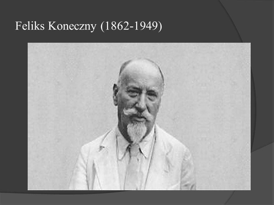 Feliks Koneczny (1862-1949)