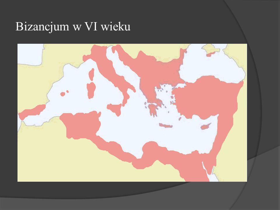 Bizancjum w VI wieku