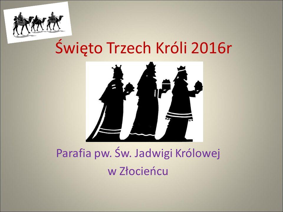 Parafia pw. Św. Jadwigi Królowej w Złocieńcu