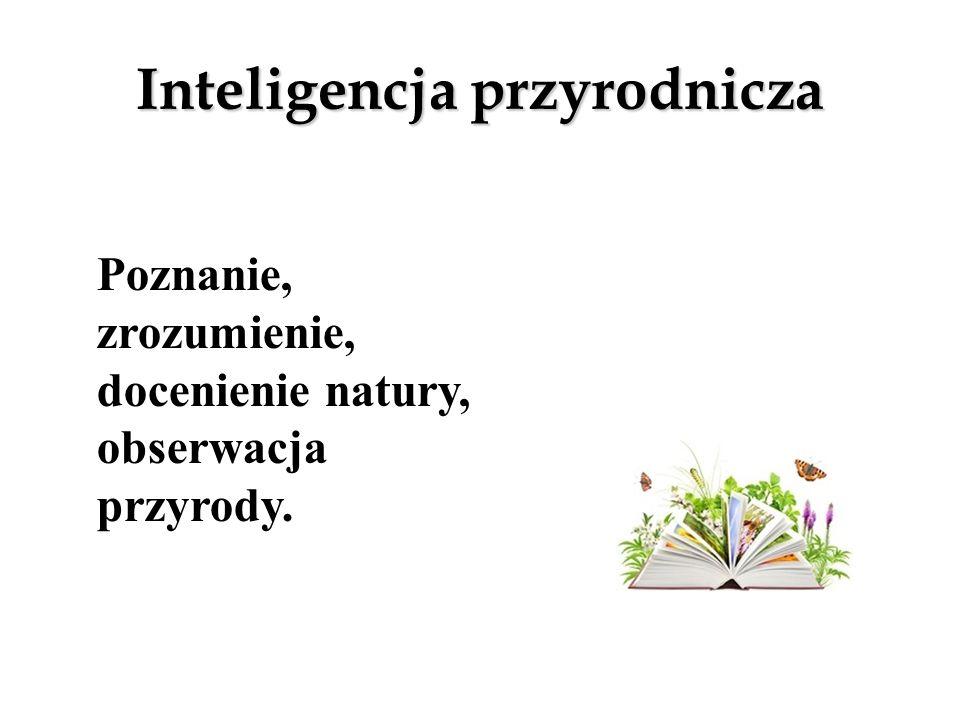 Inteligencja przyrodnicza
