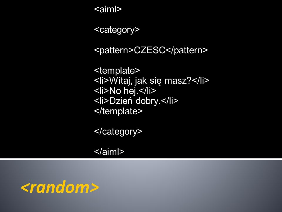 <random> <aiml> <category>