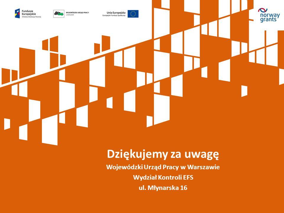 Wojewódzki Urząd Pracy w Warszawie