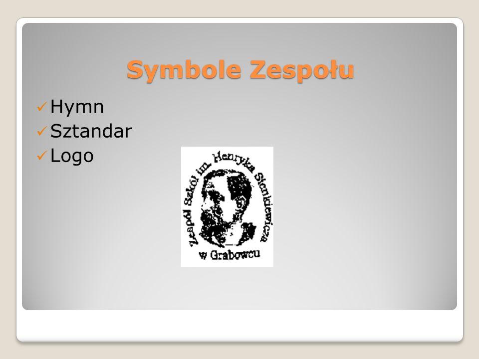 Symbole Zespołu Hymn Sztandar Logo