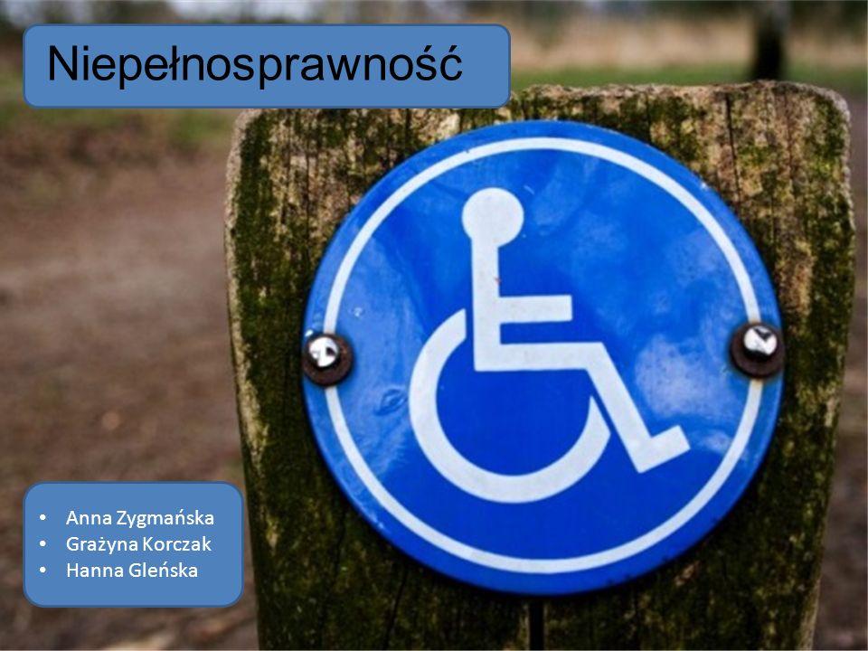 """Niepełnosprawność Władysław Sanocki """"Człowiek niepełnosprawny jest pełnoprawnym członkiem ludzkiej wspólnoty ."""