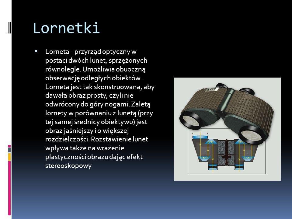 Lornetki