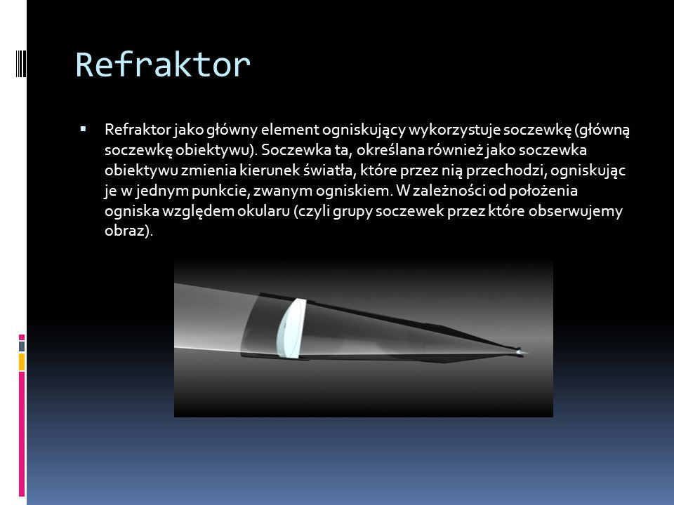 Refraktor