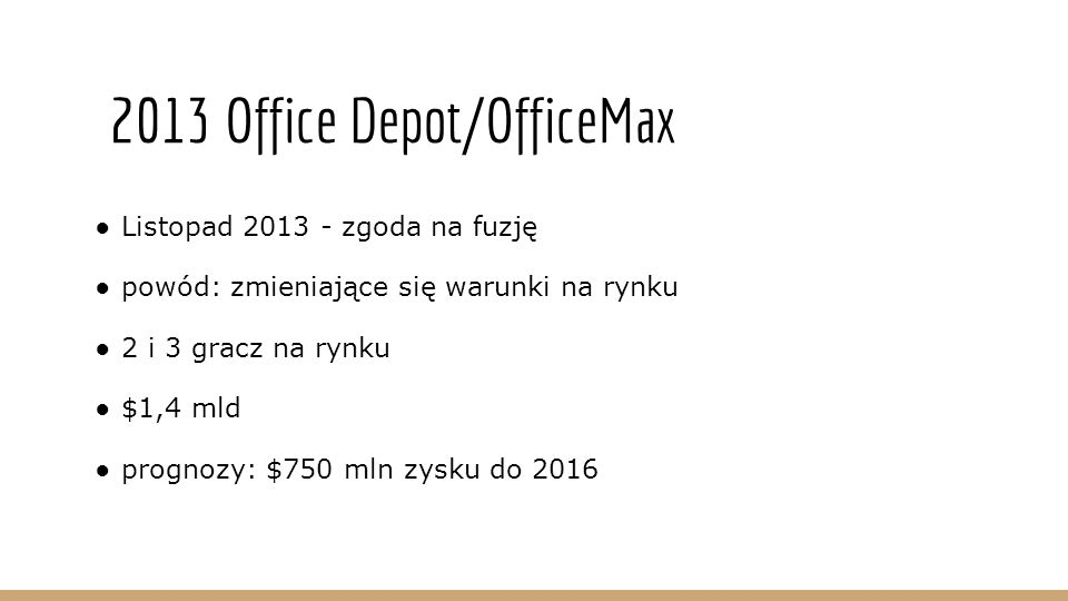 2013 Office Depot/OfficeMax