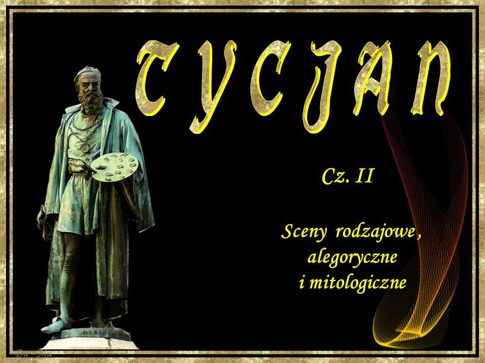 Sceny rodzajowe , alegoryczne i mitologiczne