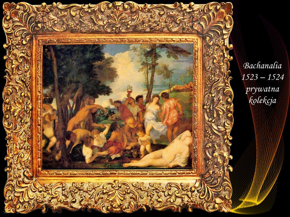 Bachanalia 1523 – 1524 prywatna kolekcja