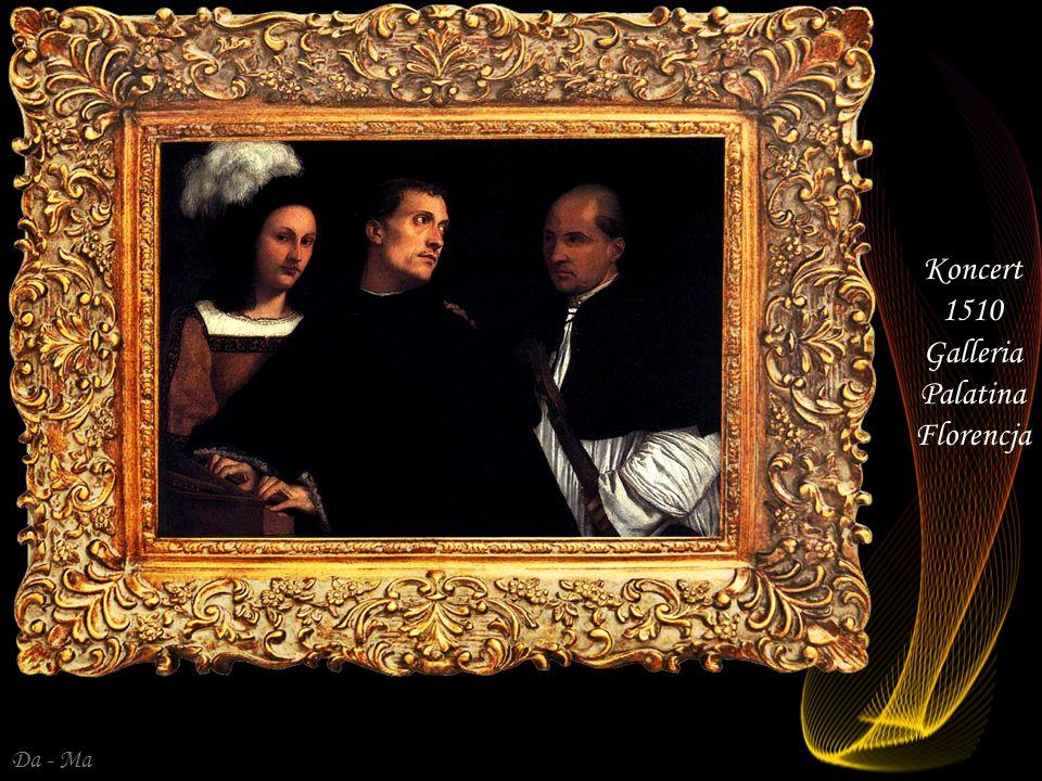 Koncert 1510 Galleria Palatina Florencja