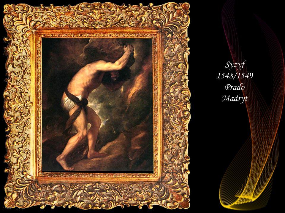 Syzyf 1548/1549 Prado Madryt