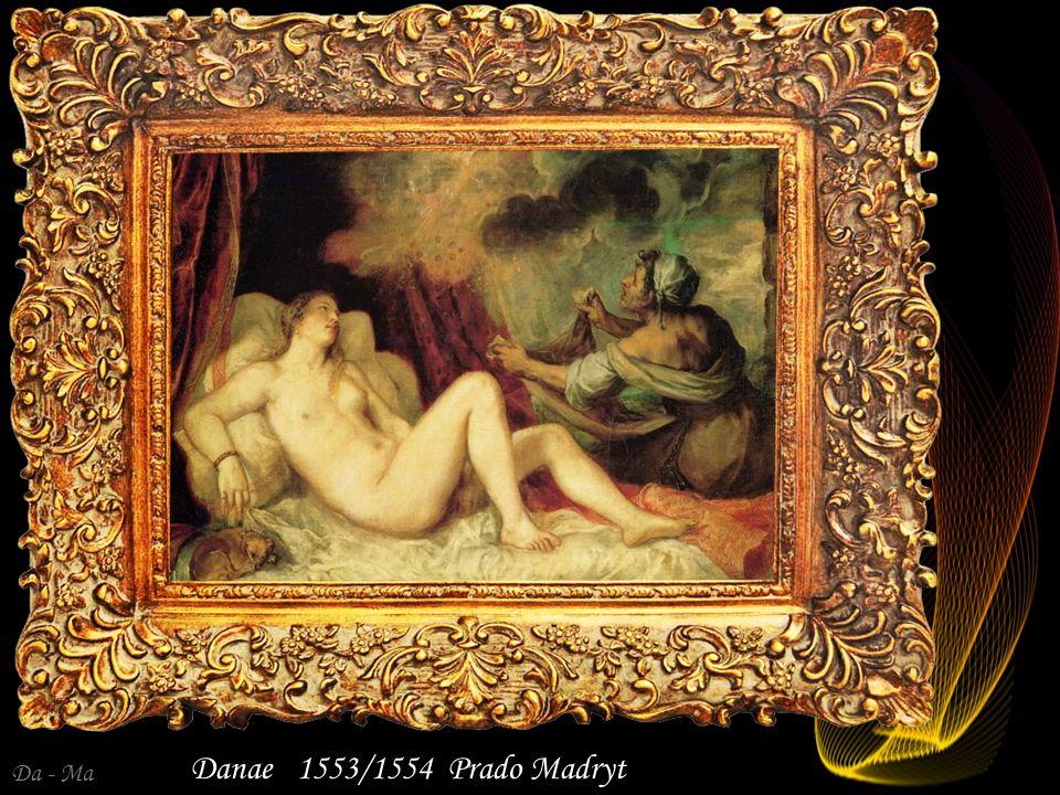 Danae 1553/1554 Prado Madryt