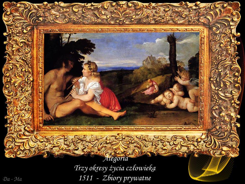 Trzy okresy życia człowieka 1511 - Zbiory prywatne