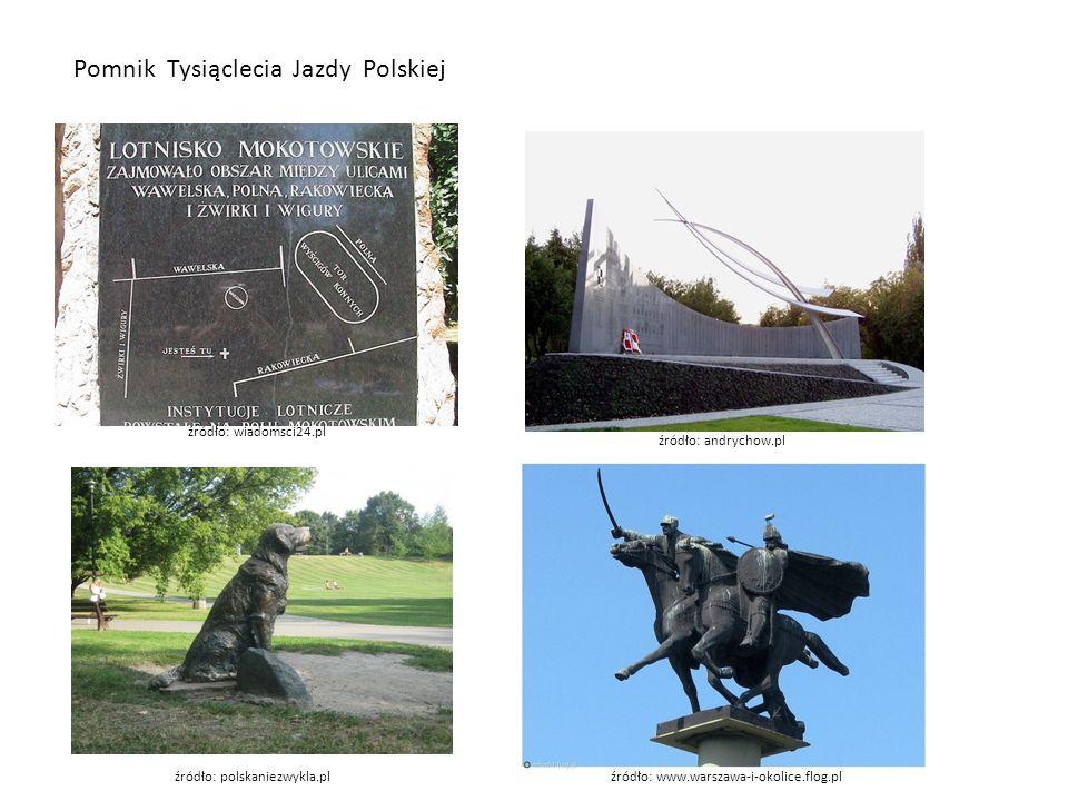 Pomnik Tysiąclecia Jazdy Polskiej