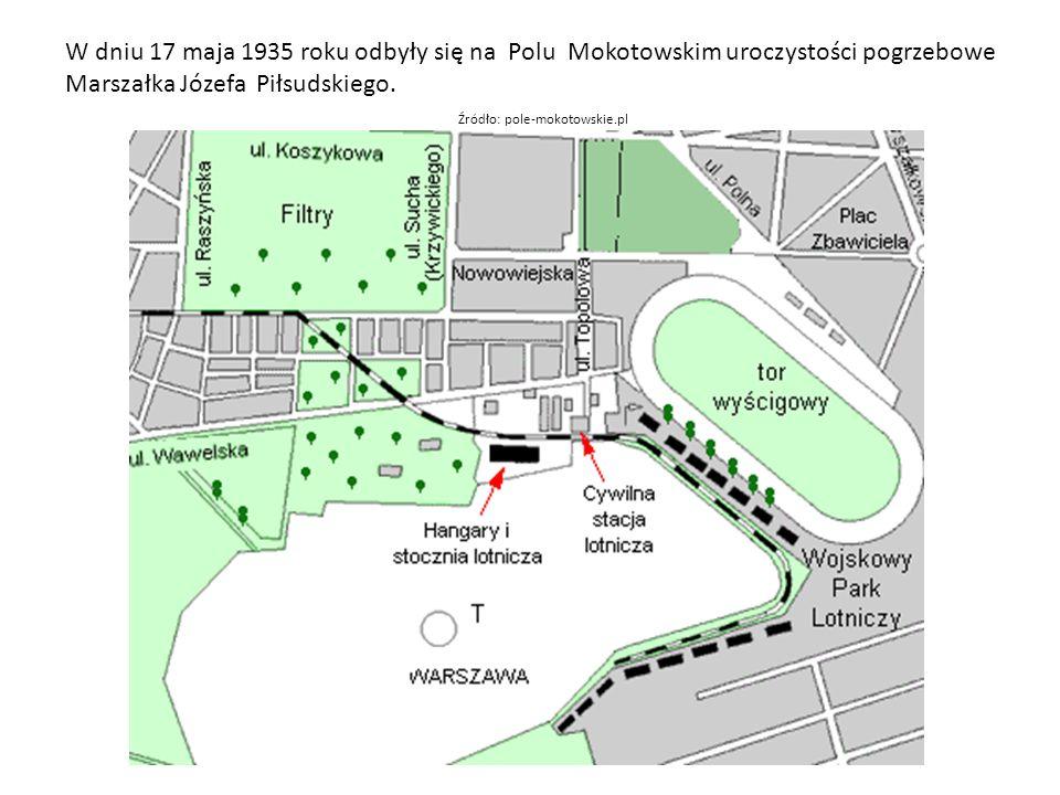 Źródło: pole-mokotowskie.pl