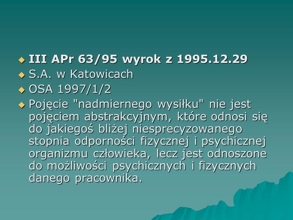 III APr 63/95 wyrok z 1995.12.29 S.A. w Katowicach. OSA 1997/1/2.