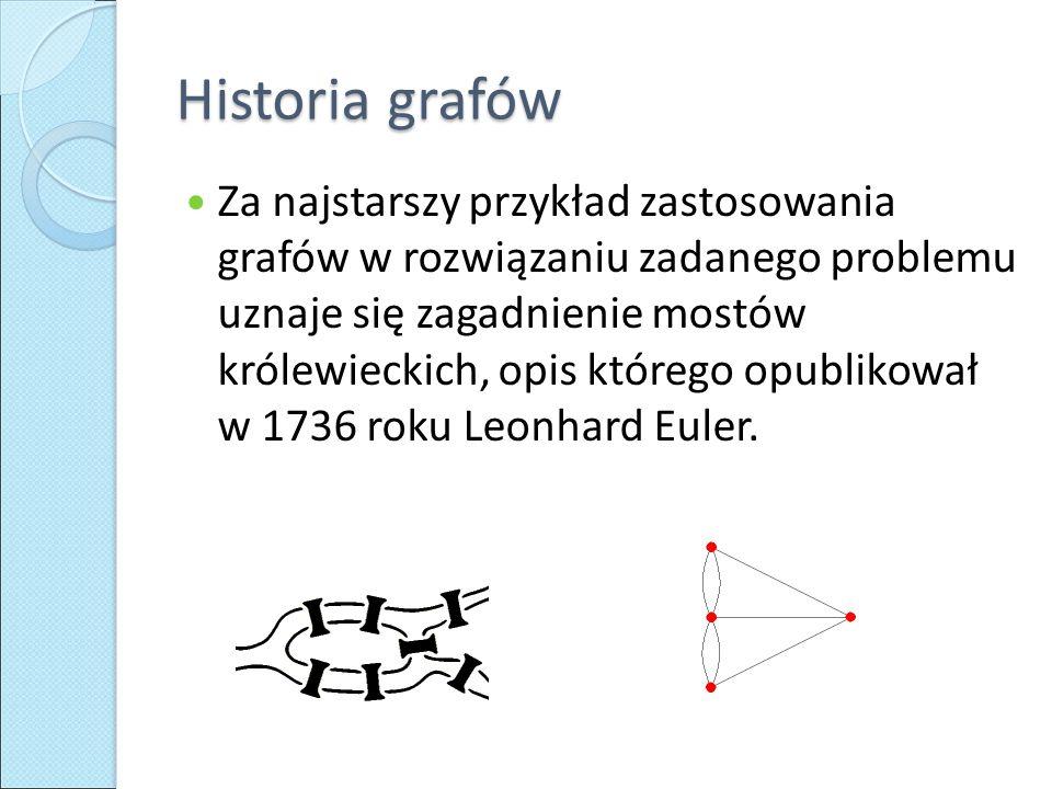 Historia grafów
