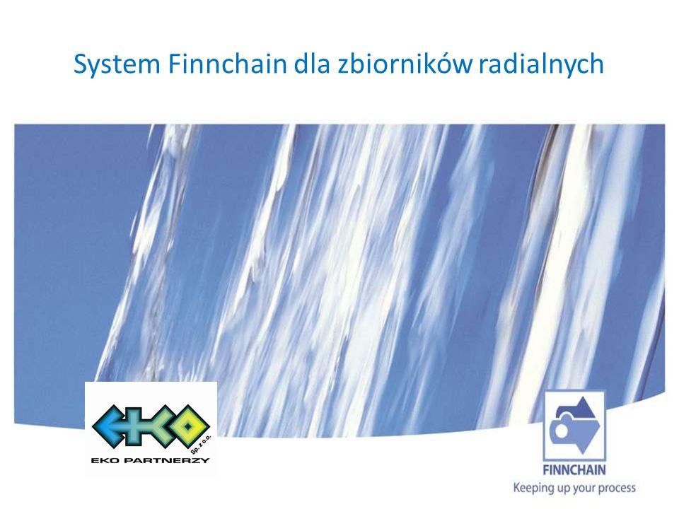 System Finnchain dla zbiorników radialnych