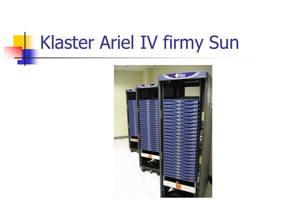 Klaster Ariel IV firmy Sun