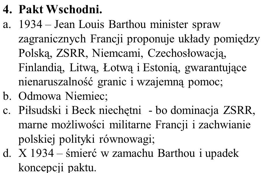 Pakt Wschodni.