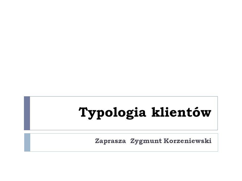 Zaprasza Zygmunt Korzeniewski