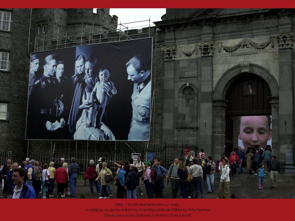 http://gottfried-helnwein-essays.com/Dissertation.htm Gottfried Helnwein Memorialising the Holocaust.