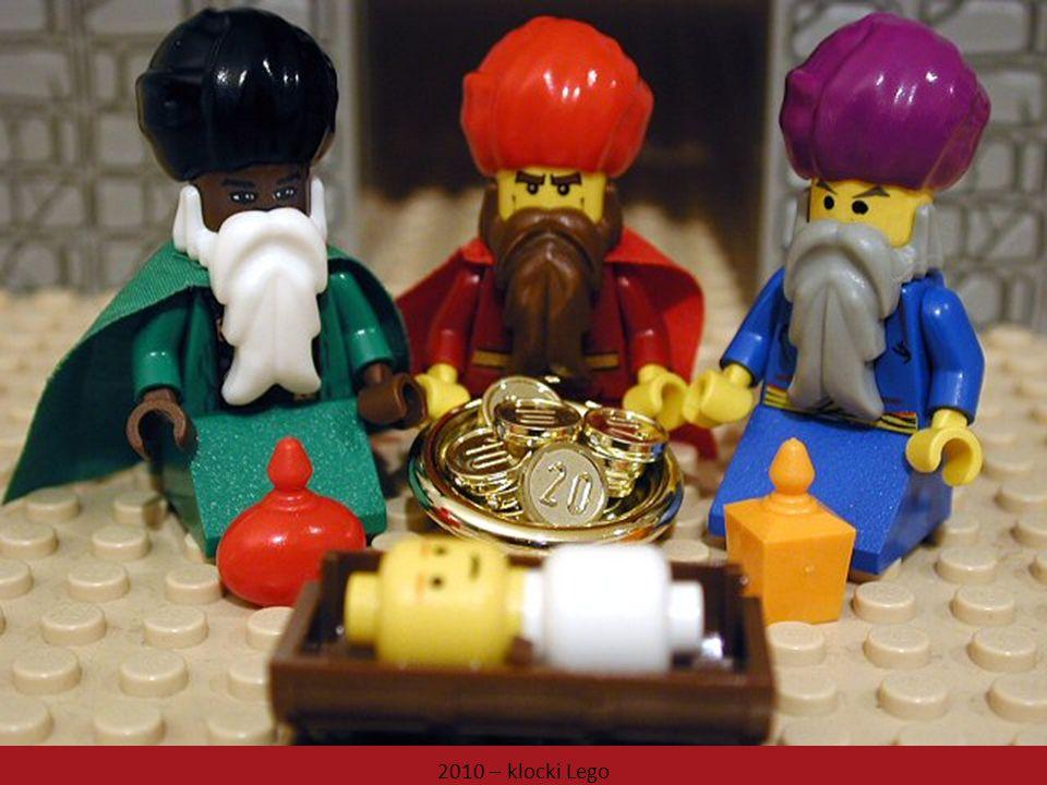 2010 – klocki Lego