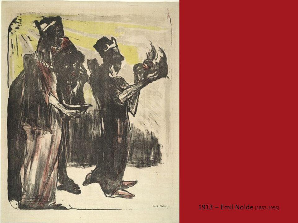 1913 – Emil Nolde (1867-1956)