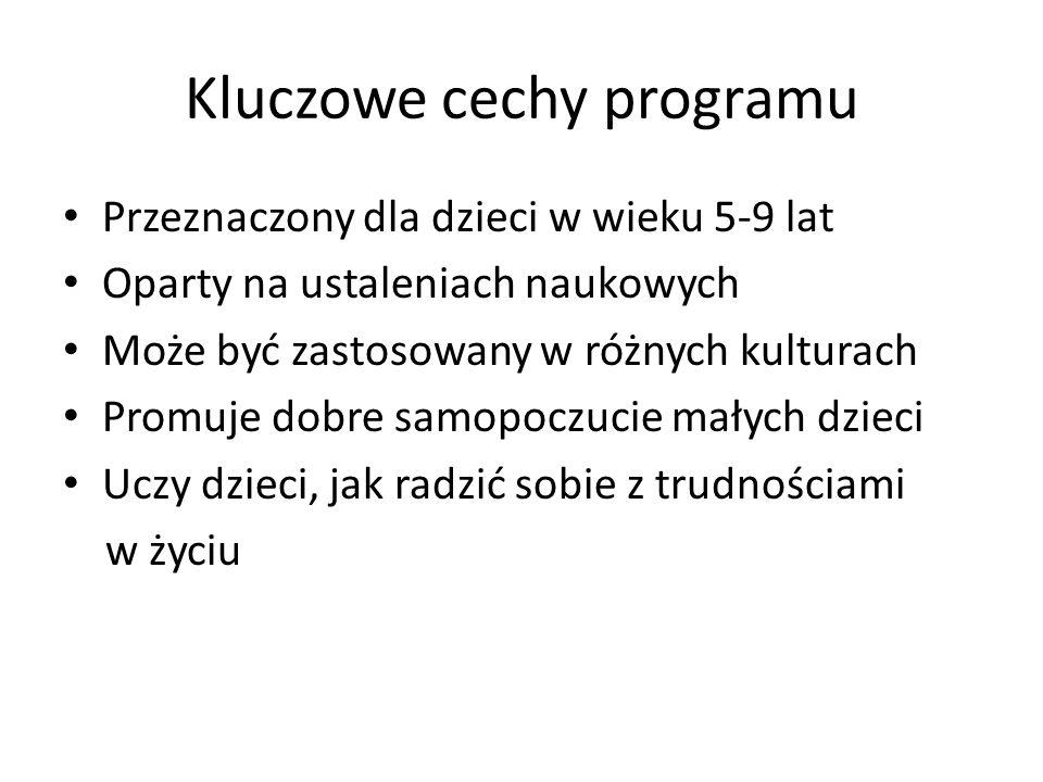 Kluczowe cechy programu