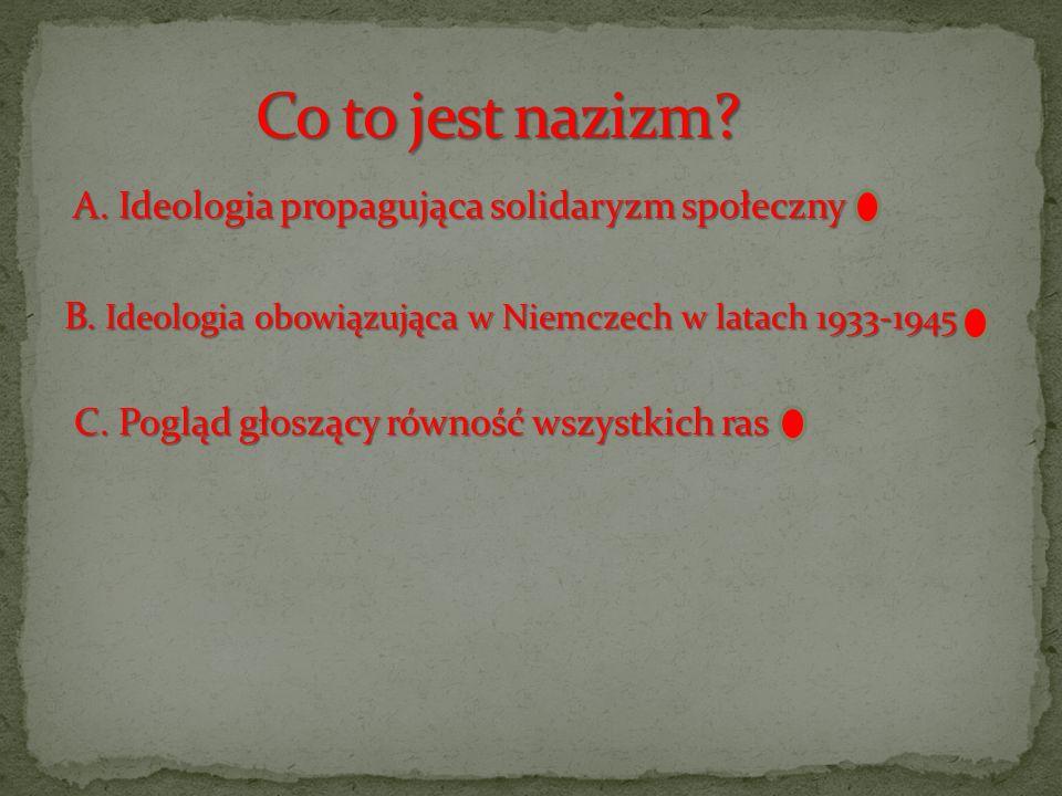 Co to jest nazizm