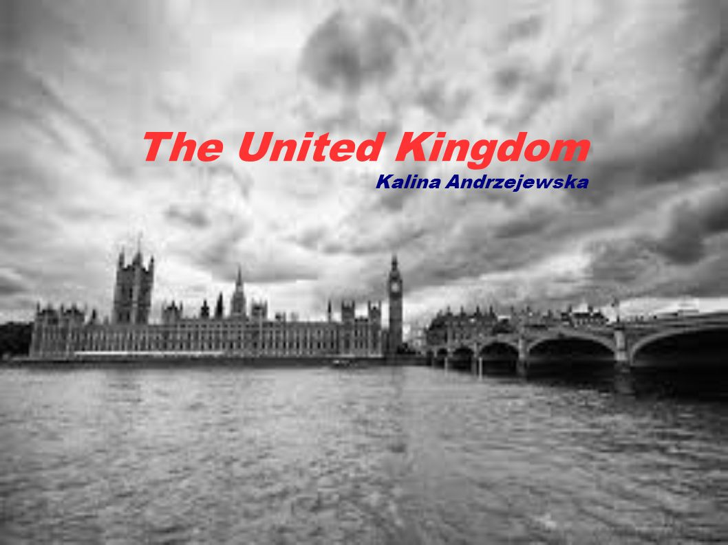 The United Kingdom Kalina Andrzejewska