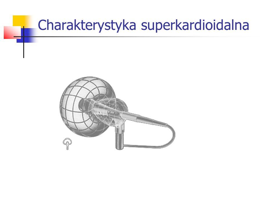 Charakterystyka superkardioidalna
